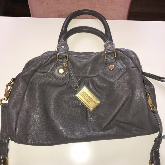 Marc By Marc Jacobs Handbags - Marc by Marc Jacobs Dark Grey Handbag